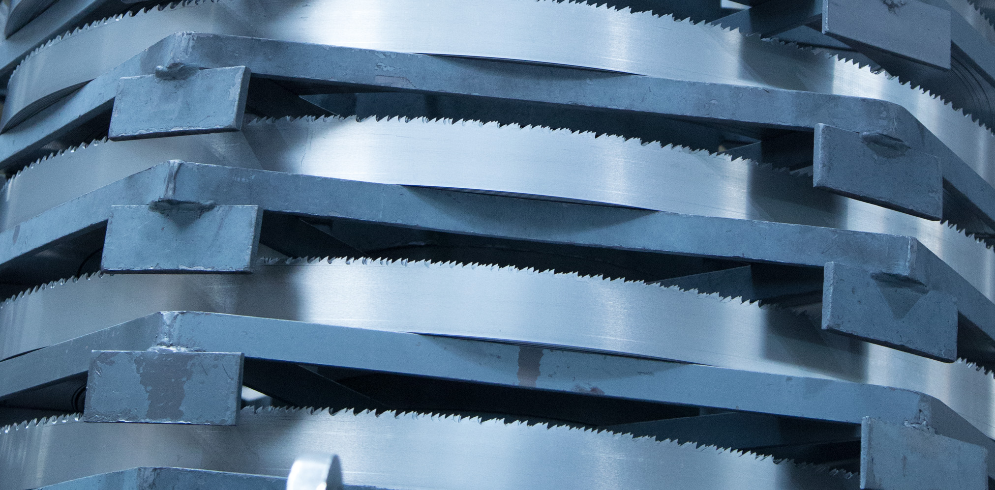 Band Saw Blades for Amada, Klaeger, Marvel, Meba, Mega, Mep